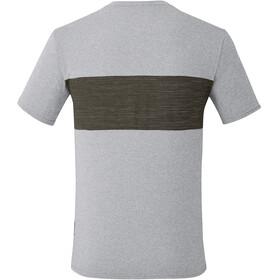 Shimano Transit T-Shirt Herr grå/svart